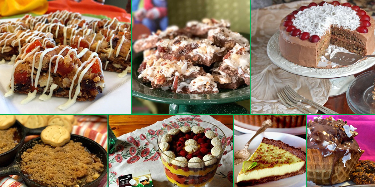 Girl Scout Cookie Foodie BlogFavorites