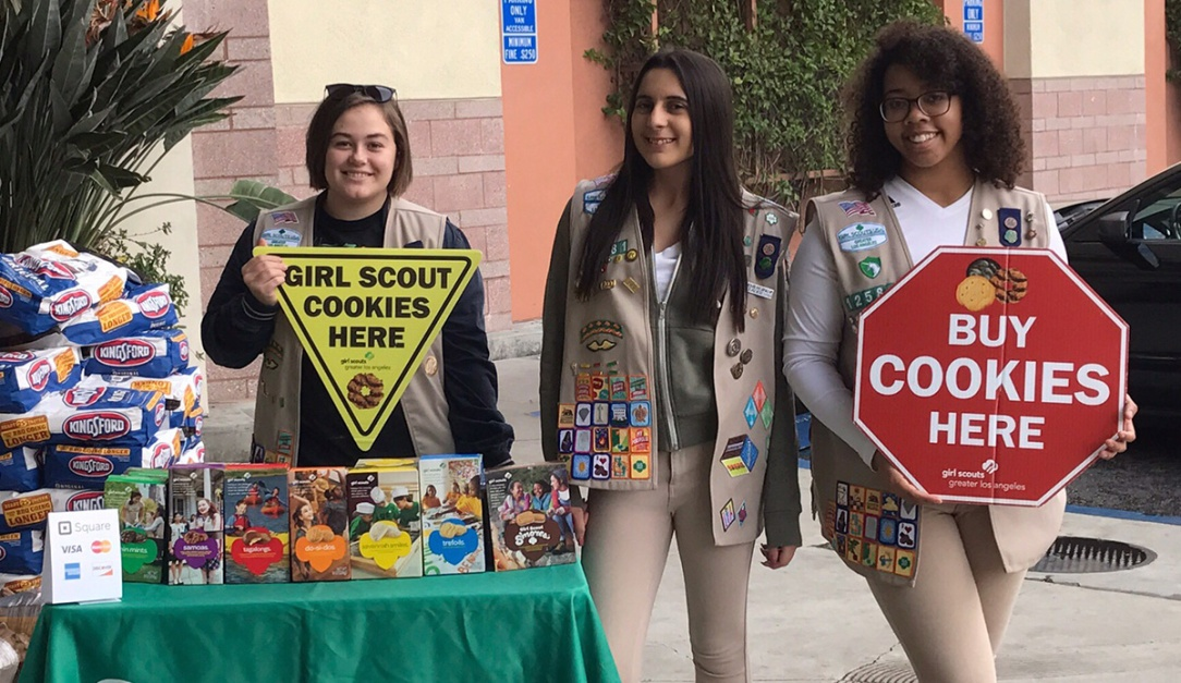 Scout Cookies – Scouts of Greater Los Angeles on